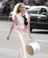 Carrie Bradshaw Satc Carrie Bradshaw Fashion Outfit Costs