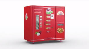 Italian Pizza Vending Machine Inspiration Pizza Vending Machines The Next Big Thing LA Weekly