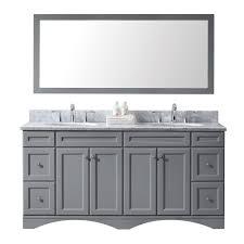 Distressed Bathroom Cabinet Gray Bathroom Vanities