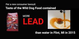 New Lawsuit Against Taste Of The Wild Truth About Pet Food