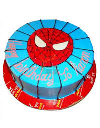 Spiderman Cake Send Gift To Bangladesh Gift Shop In Bangladesh