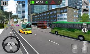 real bus driving game free bus