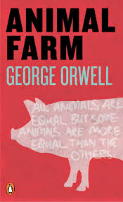 lessons for humans animal farms george orwell and books animal farm by george orwell an old classic happens to be the first entry in