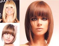 účes Debutovat Na Střední Vlasy Fotografie
