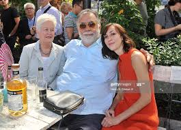 Eleanor Neil, director Francis Ford Coppola and Gia Coppola attend ...