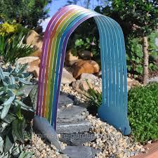 magical rainbow arbor