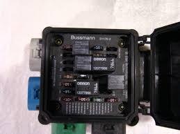 rv parts used fuse box bussmann p n 31170 2 used rv parts repair used fuse box bussmann p n 31170 2
