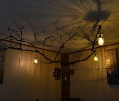 tree branch lighting. DIY Unique Tree Light With Mason Jars.prevailing Parent Blog Branch Lighting