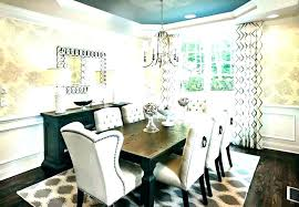 area rugs for dining room ideas rug table size under no best images on