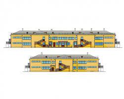 пгс диплом дипломный проект пгс дипломный проект по  Дипломный Проект пгс Реконструкция детского сада в г Ирбит