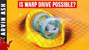 Is Light Speed Possible Alcubierre Drive Warp Speed Star Trek Fantasy Or