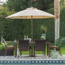 heavy duty patio umbrella with cream patio umbrella and wicker patio furniture