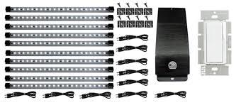 hard wire cabinet lighting. hardwire kitchen kit pro series hard wire cabinet lighting
