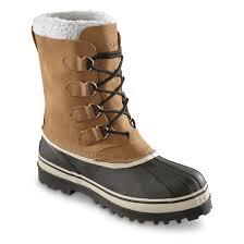 Guide Gear Men\u0027s Nisswa Waterproof Winter Boots, Tan Boots - 697567,