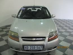 Used CHEVROLET AVEO 1.5 LS 5DR for sale