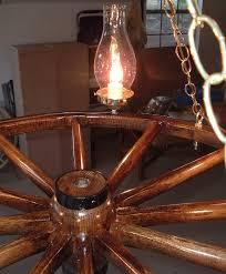 about our wagon wheel chandeliers or any of our other amish made s