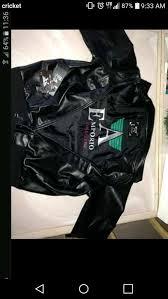 emporio armani collezione leather jacket for in clayton nc offerup