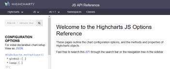 Highcharts Api Overview Documentation Alternatives