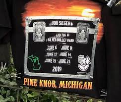 Pine Knob Seating Chart Bob Segers Last Dte Concert At A Jam Packed Pine Knob