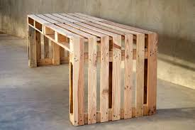 wood pallet furniture ideas. Simple Recycled Pallet Table Wood Furniture Ideas W