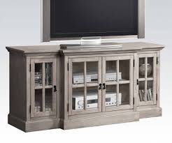 acme furniture julian gray tv stand  the classy home