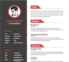 40 Best Free Illustrator Resume Templates In 40 Gorgeous Best Resume Design