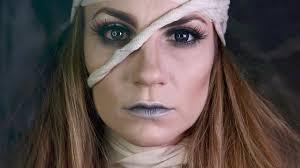 y mummy makeup tutorial