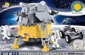 <b>Конструктор COBI</b> Лунный посадочный модуль Аполлон (<b>Apollo</b>)