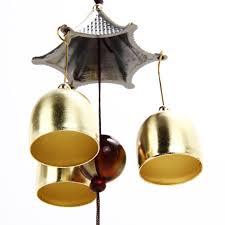 dealing feng shui: gallery desc outdoor copper  bell wind chimes yard garden bells feng shui mascot blessing for family friends