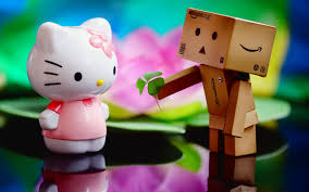 kitty love hd wallpaper quote