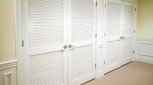 A pro door installer can help decide which type of closet door is right for  you.