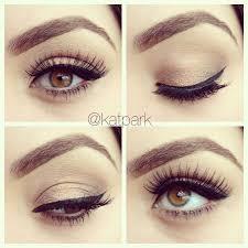 description simple eye makeup tutorial