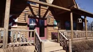The Log Cabin Quilt Shop - YouTube & The Log Cabin Quilt Shop Adamdwight.com