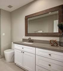 white bathroom cabinets with dark countertops. Magnificent White Bathroom Cabinets With Dark Countertops JK Shaker Vanity Quartz Scottsdale H