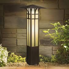 garden bollard lighting. Bollard Lights Outdoor Photo - 9 Garden Lighting