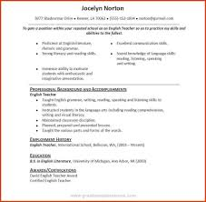 Great Resume Examples Resume And Cover Letter Resume And Cover