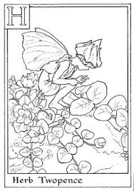 Small Picture Fairy printable colouring page L is for Lily of the Valley