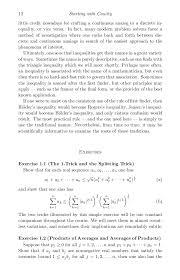 the cauchy schwarz master class 24