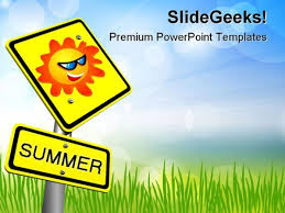 Summer Powerpoint Templates Check Out This Amazing Template To Make Your Presentations Look Awesome At