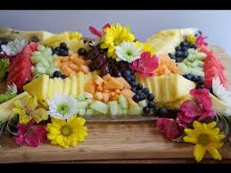 Decorated Fruit Trays How To Make A Beautiful Fruit Tray Divas Can Cook 40