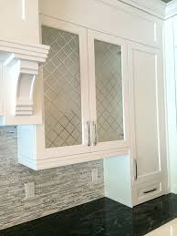 decorative glass inserts for kitchen cabinets white cabinet doors with