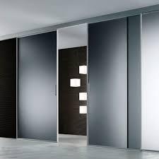 indoor door sliding aluminum full height velaria by giuseppe bavuso