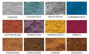 Tnemec Color Chart Metallic Epoxy Photos