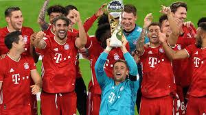 Follow the official youtube channel of the porsche mobil 1 supercup. 3 2 Gegen Dortmund Bayern Gewinnt Auch Deutschen Supercup Zdfheute