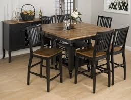 Bar Height Kitchen Table Set Black Counter Height Kitchen Table Set Best Kitchen Ideas 2017