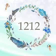 エンジェル ナンバー 1212