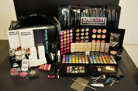 plete makeup kit mac saubhaya set