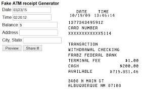 Make Receipts Free Fascinating Top 48 Free Online Receipt Generator To Create Custom Receipts