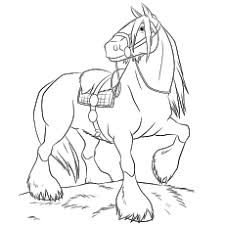 Small Picture Top 48 Free Printable Horse Coloring Pages Online