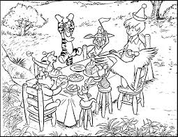 Small Picture Winnie the Pooh coloring pages Coloring pages for kids disney